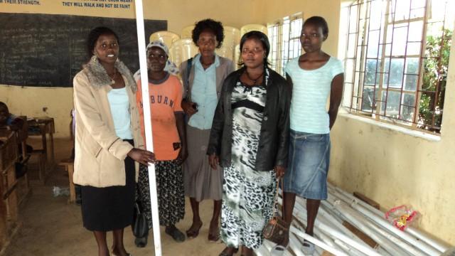 The Wise Women of Eldoret