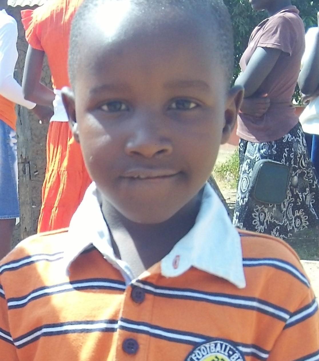 Little Milton in his orange shirt
